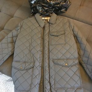 Jos. A. Bank Traditional Fit Quilted Field Jacket